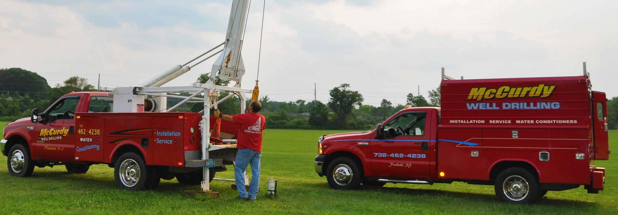 Pump Services - McCurdy Well Drilling